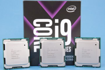 Intel core i9 series