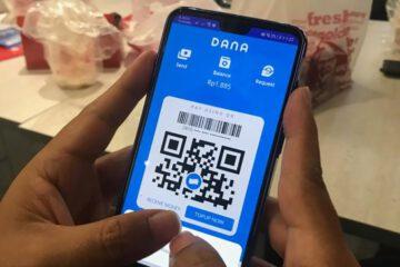e-wallet dana
