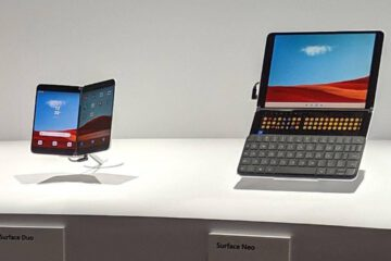 Surface Neo dan Duo